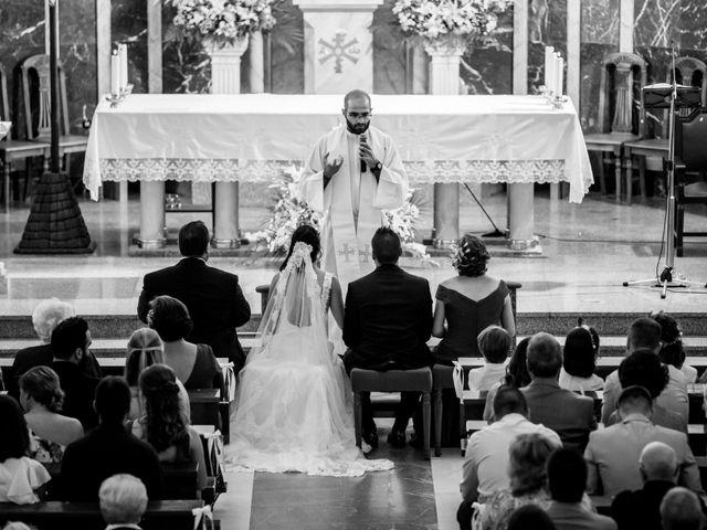 La boda de Carlos y Esther en Guadarrama, Madrid 8