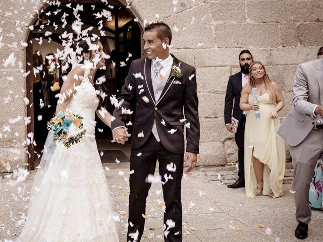 La boda de Carlos y Esther en Guadarrama, Madrid 9