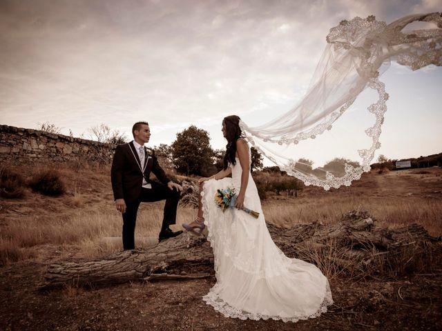 La boda de Carlos y Esther en Guadarrama, Madrid 12