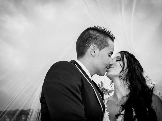 La boda de Carlos y Esther en Guadarrama, Madrid 14