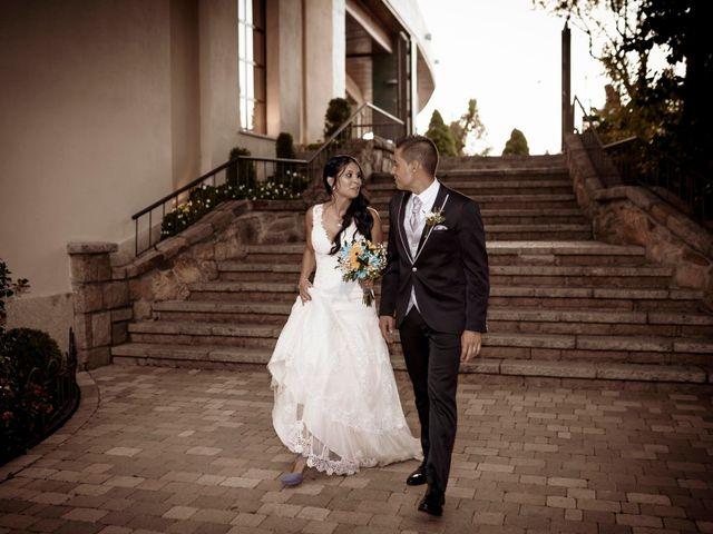 La boda de Carlos y Esther en Guadarrama, Madrid 17