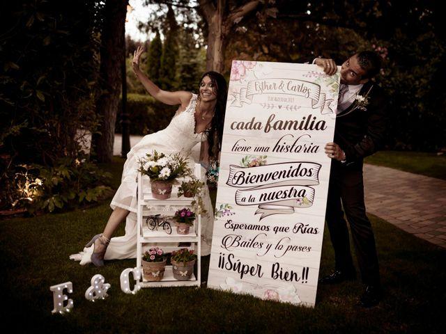 La boda de Carlos y Esther en Guadarrama, Madrid 18