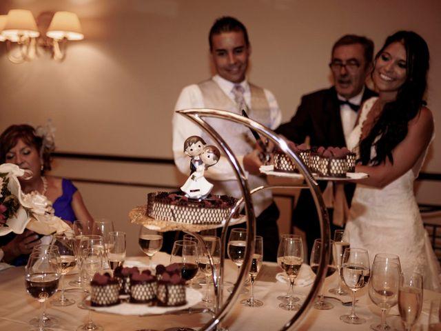 La boda de Carlos y Esther en Guadarrama, Madrid 21