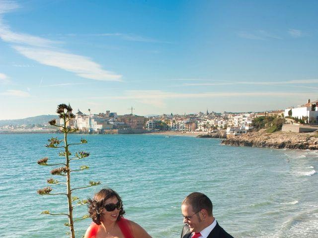 La boda de Sergi y Pepita en Balaguer, Lleida 3