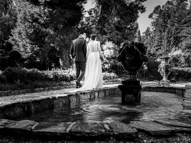 La boda de David y Gemma en Redondela, Pontevedra 10