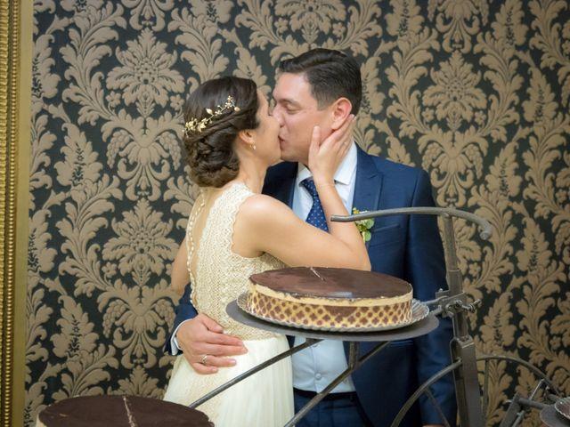 La boda de David y Gemma en Redondela, Pontevedra 17