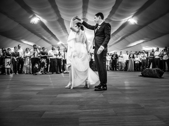 La boda de David y Gemma en Redondela, Pontevedra 18