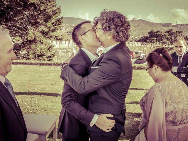 La boda de Jose y David en Baiona, Pontevedra 9