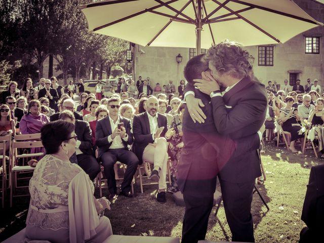 La boda de Jose y David en Baiona, Pontevedra 10