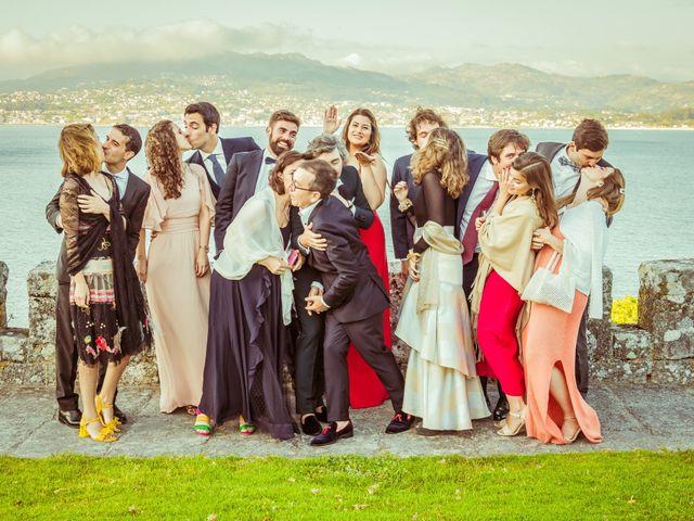 La boda de Jose y David en Baiona, Pontevedra 19
