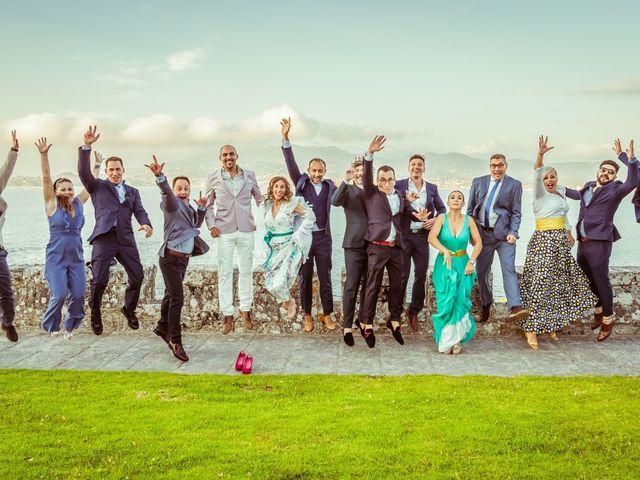 La boda de Jose y David en Baiona, Pontevedra 20