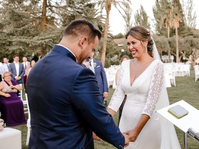 La boda de Javi y Pili en Cáceres, Cáceres 21