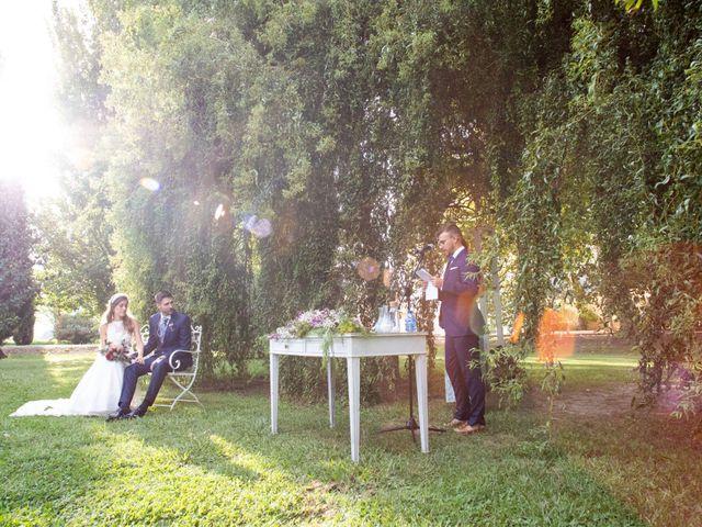 La boda de David y Marina en Alfajarin, Zaragoza 2