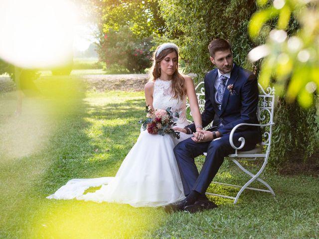 La boda de David y Marina en Alfajarin, Zaragoza 11