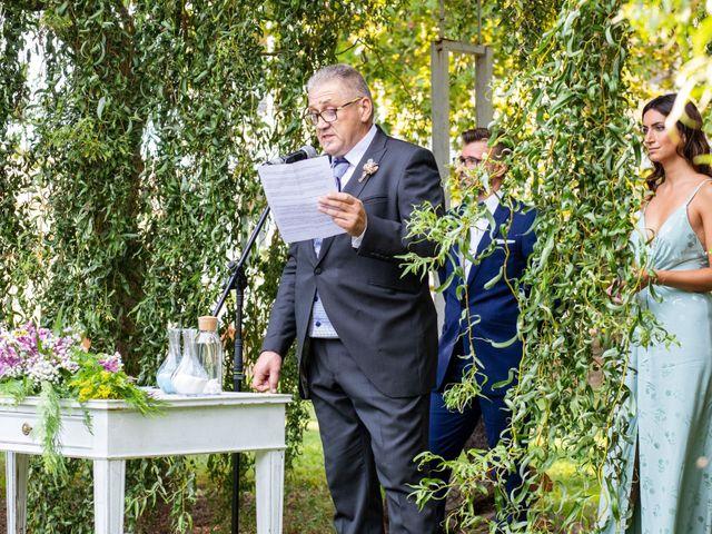 La boda de David y Marina en Alfajarin, Zaragoza 12