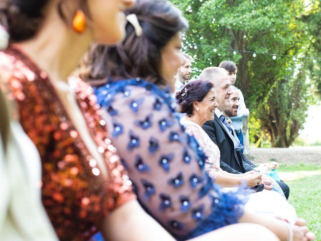 La boda de David y Marina en Alfajarin, Zaragoza 14