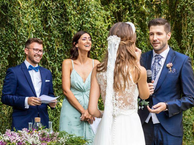 La boda de David y Marina en Alfajarin, Zaragoza 16