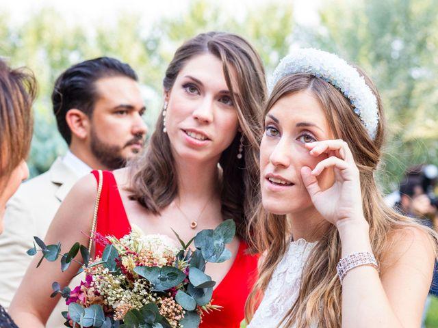 La boda de David y Marina en Alfajarin, Zaragoza 19