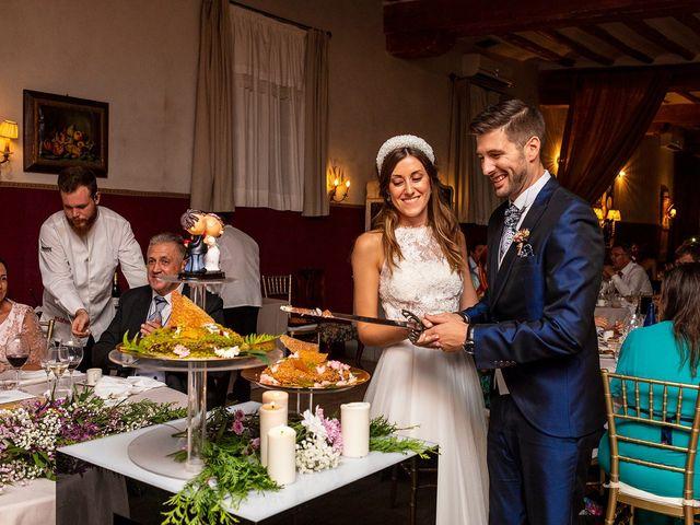 La boda de David y Marina en Alfajarin, Zaragoza 25