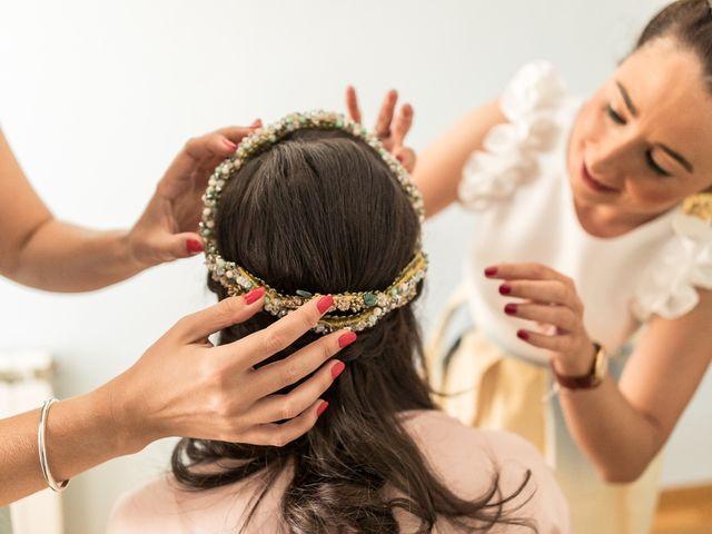 La boda de Cristina y Santi en Cáceres, Cáceres 13