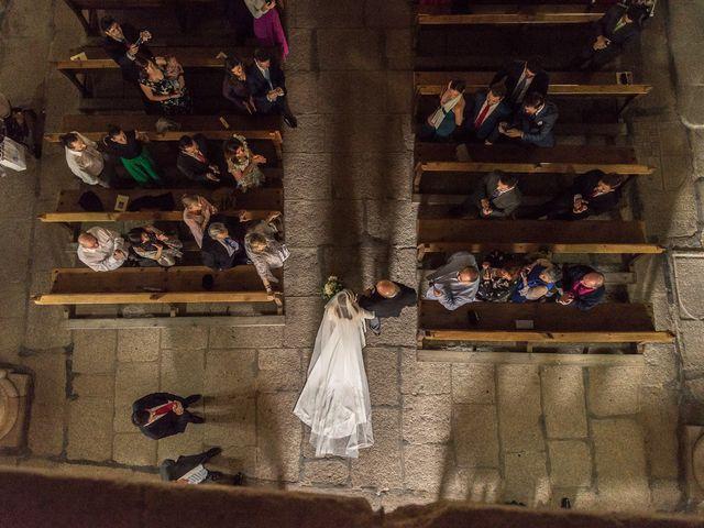 La boda de Cristina y Santi en Cáceres, Cáceres 24