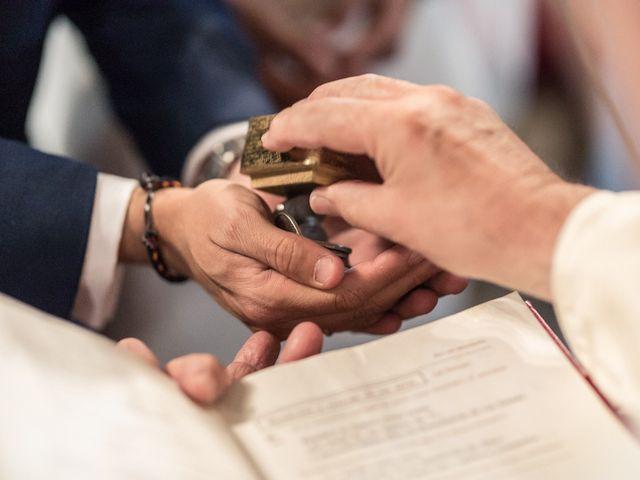 La boda de Cristina y Santi en Cáceres, Cáceres 28