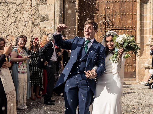 La boda de Cristina y Santi en Cáceres, Cáceres 1