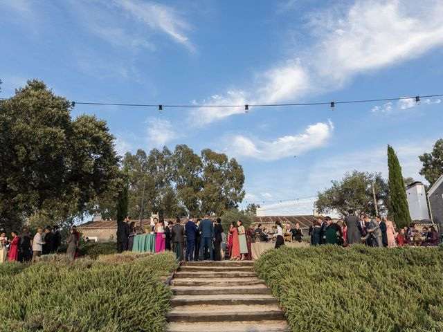 La boda de Cristina y Santi en Cáceres, Cáceres 45