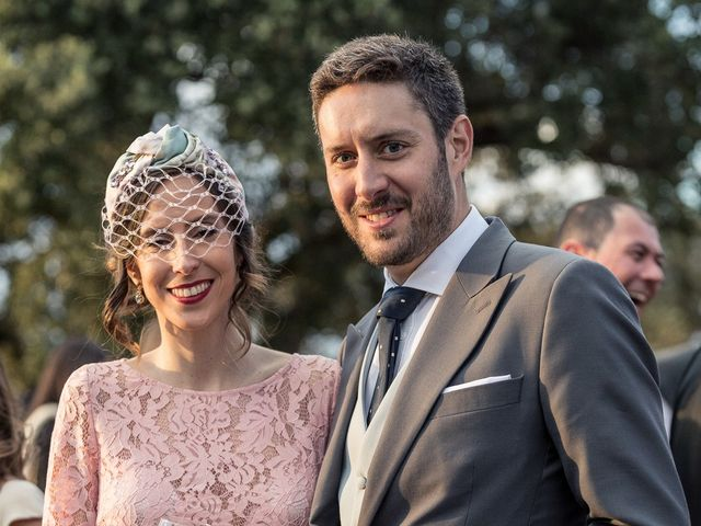 La boda de Cristina y Santi en Cáceres, Cáceres 50