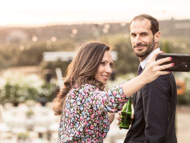 La boda de Cristina y Santi en Cáceres, Cáceres 53