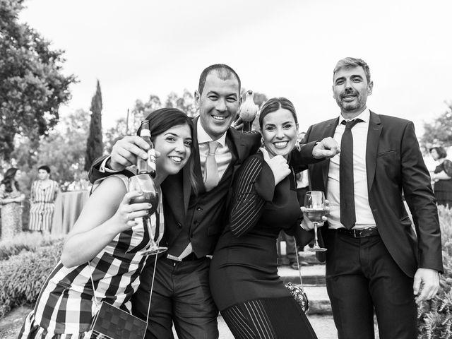La boda de Cristina y Santi en Cáceres, Cáceres 54