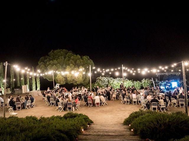 La boda de Cristina y Santi en Cáceres, Cáceres 58