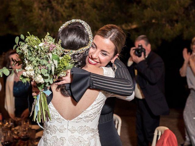La boda de Cristina y Santi en Cáceres, Cáceres 60