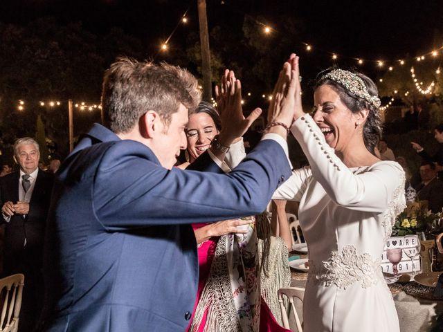 La boda de Cristina y Santi en Cáceres, Cáceres 62