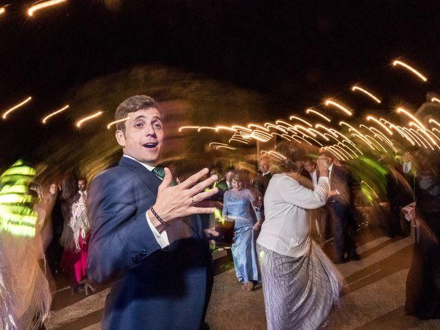 La boda de Cristina y Santi en Cáceres, Cáceres 63