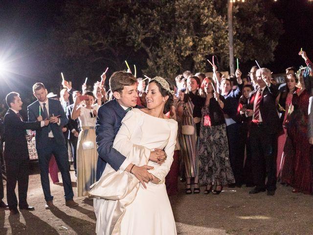 La boda de Cristina y Santi en Cáceres, Cáceres 65