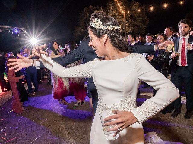 La boda de Cristina y Santi en Cáceres, Cáceres 66