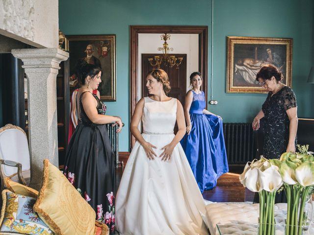 La boda de Héctor y Alejandra en Moraña, Pontevedra 7
