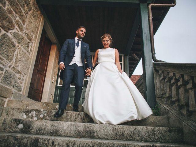 La boda de Héctor y Alejandra en Moraña, Pontevedra 57
