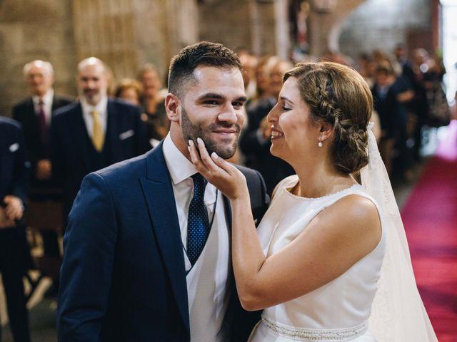 La boda de Héctor y Alejandra en Moraña, Pontevedra 60