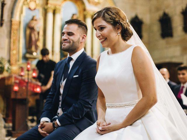 La boda de Héctor y Alejandra en Moraña, Pontevedra 33