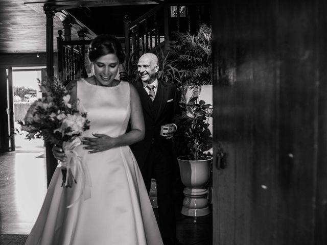 La boda de Héctor y Alejandra en Moraña, Pontevedra 23