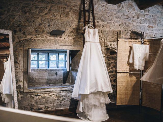 La boda de Héctor y Alejandra en Moraña, Pontevedra 1