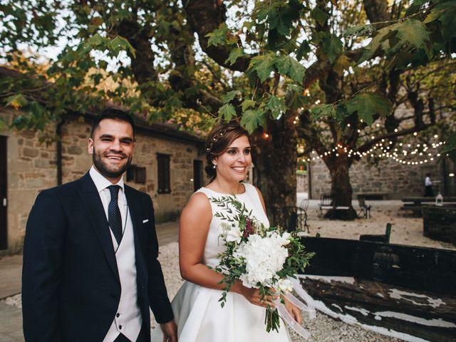 La boda de Héctor y Alejandra en Moraña, Pontevedra 67