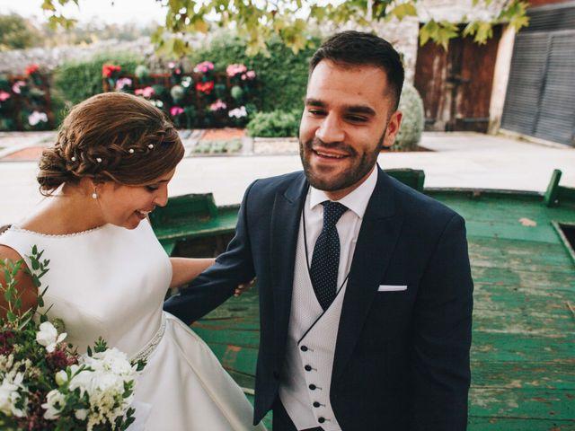La boda de Héctor y Alejandra en Moraña, Pontevedra 68