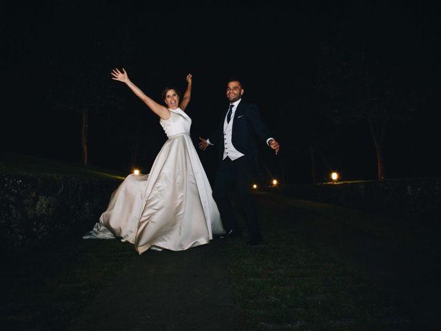 La boda de Héctor y Alejandra en Moraña, Pontevedra 80