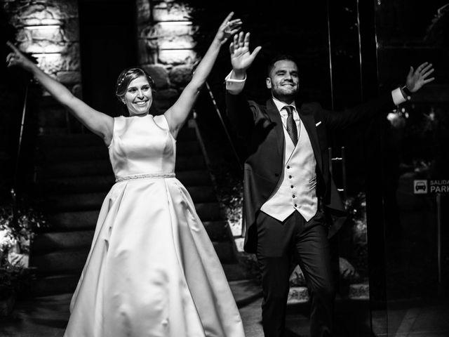 La boda de Héctor y Alejandra en Moraña, Pontevedra 87