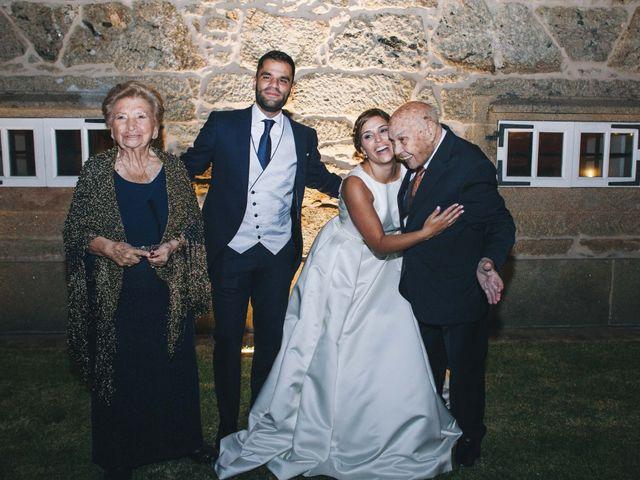 La boda de Héctor y Alejandra en Moraña, Pontevedra 79