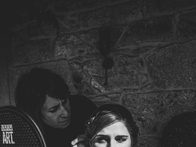 La boda de Héctor y Alejandra en Moraña, Pontevedra 4