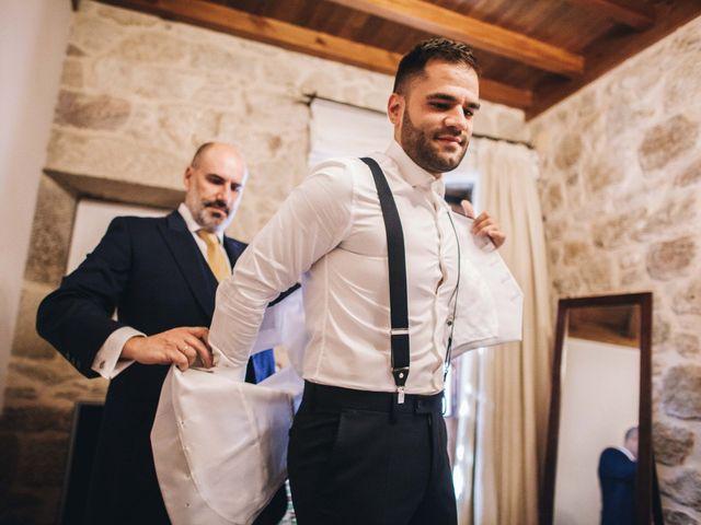 La boda de Héctor y Alejandra en Moraña, Pontevedra 15
